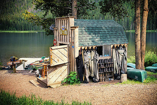 Best Little Oar House by Juli Ellen
