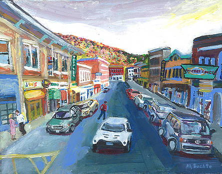 Best Small Town by Margaret Buchte