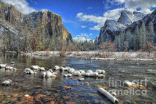 Wayne Moran - Best Valley View Yosemite National Park Image