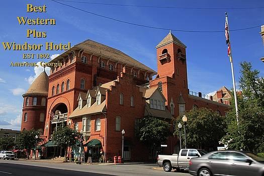 Best Western Plus Windsor Hotel -2 by Jerry Battle
