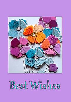 Best Wishes by The Creative Minds Art and Photography