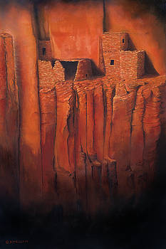 Jerry McElroy - Betatakin Ruins