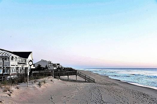 Bethany Beach Morning by Kim Bemis
