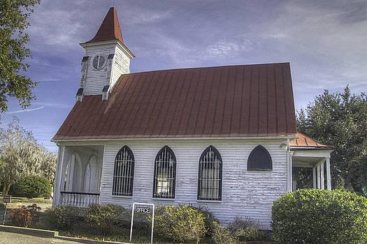 Bethel Cemetery Chapel by BG Flanders