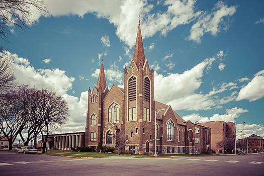 Bethlehem Lutheran Church by Betsy Armour