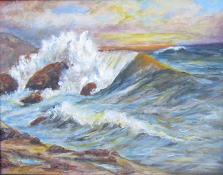 Beth's Sea by Caroline Owen-Doar