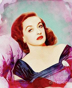 John Springfield - Bette Davis, Vintage Movie Star
