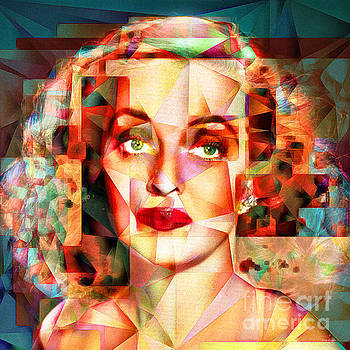 Wingsdomain Art and Photography - Bette Davis What Ever Happened To Baby Jane 20170418 square