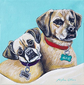 Betty and Alfie by Meghan OHare
