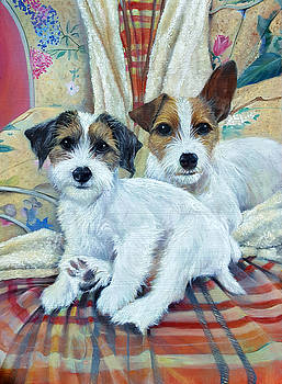 Betty and Milly by Penny Golledge