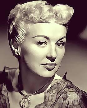 John Springfield - Betty Grable, Actress and Pinup