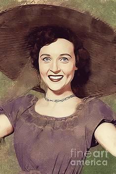 Mary Bassett - Betty White, Hollywood Legend