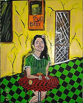 Bettys Pub by Jeffrey Foti