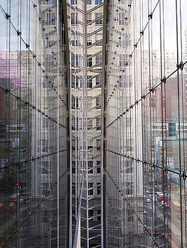 Between Glass Walls by Rona Black