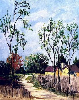 Between Seasons by Jim Phillips