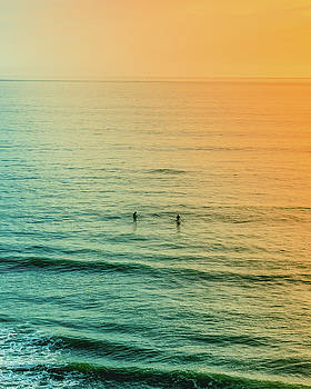 Between Swells  by Christopher Petro