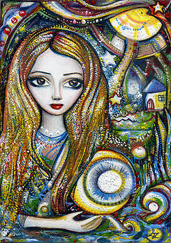 Between the Sun and Moon by Olga Ziskin