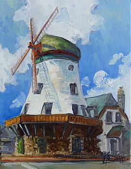Bevo Mill - St. Louis by Irek Szelag