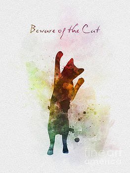 Beware of the Cat by Rebecca Jenkins