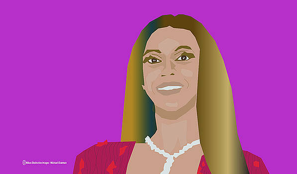 Beyonce 2017 by Michael Chatman