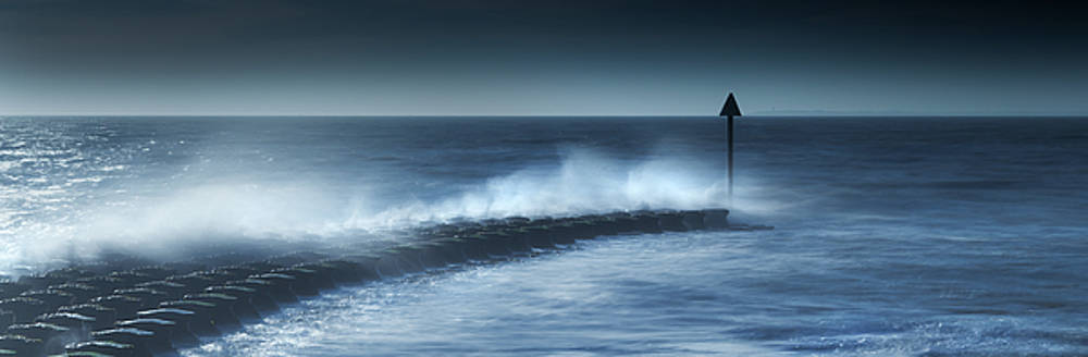 Beyond The Blue by Nigel Jones