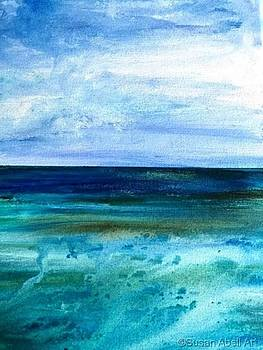 Beyond the Blue by Susan Abell