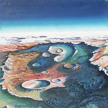 Beyond the Earth by Prabhu  Dhok