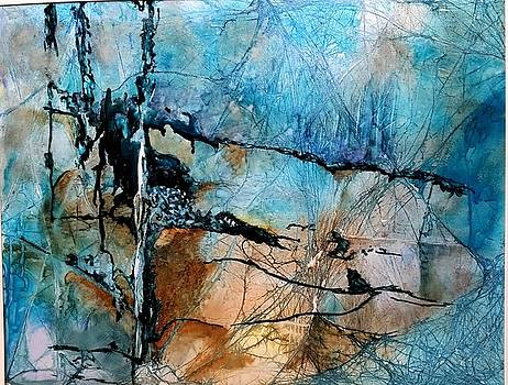 Beyond the Forest Line by Barbara Rhodes