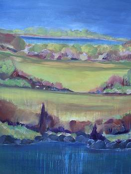 Beyond the Horizon by Janet Visser