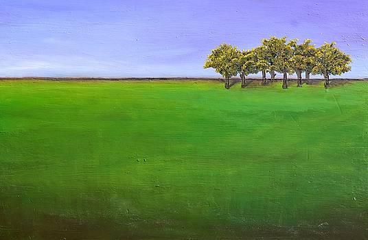 Beyond the Horizon Line by Lisa Kaye