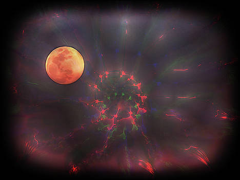 Beyond the Moon by Philip A Swiderski Jr