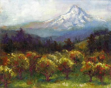 Talya Johnson - Beyond the Orchards