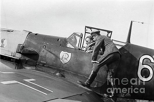 Bf109E-3 7./JG2 by Oleg Konin