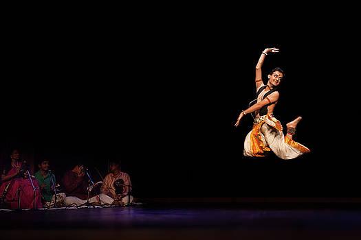 Bharatanatyam by Marji Lang