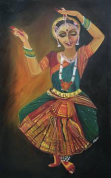 Bharatnatyam by Shruti Prasad