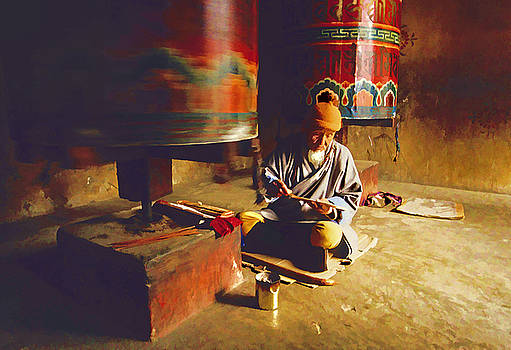 Dennis Cox WorldViews - Bhutan Pilgrim
