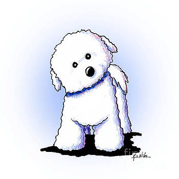 Bichon Boy by Kim Niles