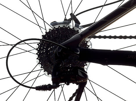 Bicycle Gears by Mark Wagoner
