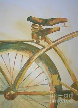 Bicycle by Gretchen Bjornson
