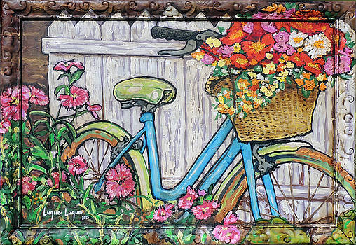 Bicycle by Luque Luque