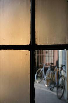 Bicycles Gang by Csaba Molnar