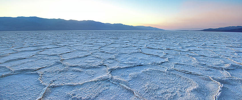Big Bad Beautiful Badwater Basin by David Andersen