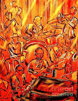 Big Band by Karen Sloan