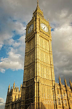 Big Ben 02 by Angela Doelling AD DESIGN Photo and PhotoArt