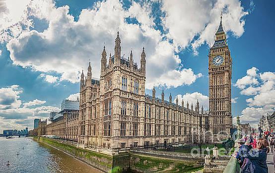 Mariusz Talarek - Big Ben and Parliament Building