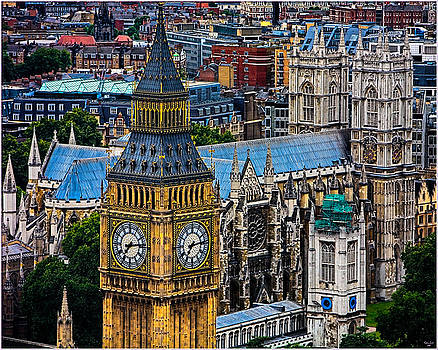 Chris Lord - Big Ben and Westminster Abbey