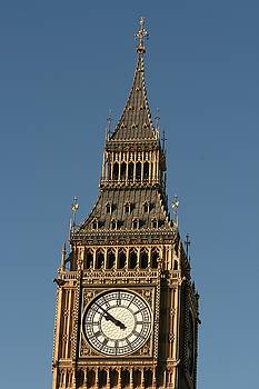 Big Ben by Andrei Fried