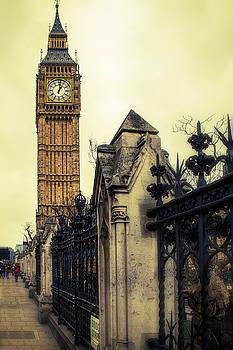 Big Ben by Andrew Soundarajan