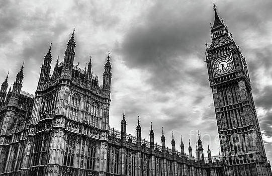 Big Ben by David Rucker