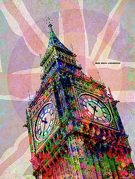 Big Ben by Gary Grayson